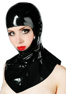Latex Hoods And Masks